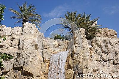 Wild Wadi Park in Dubai