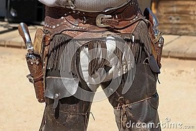 Wild West Gunfighter