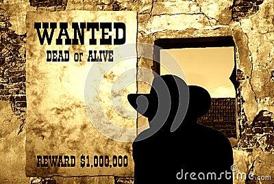 Wild West poster III