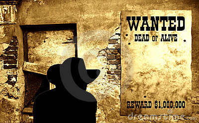 Wild West poster V