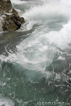 Wilde golven