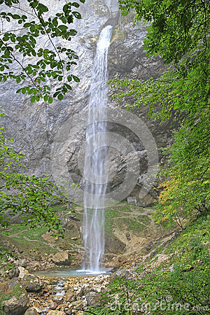Wildensteiner waterfall