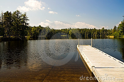Wilderness Dock and Boat Ramp