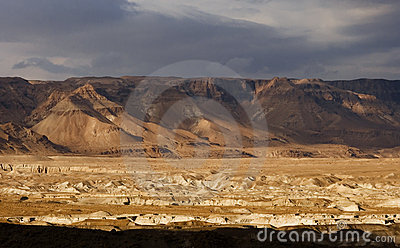 Wilderness Of Judea Royalty Free Stock Photos - Image: 4127978