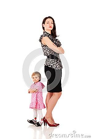 Will I be like mommy?