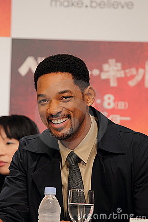 Will Smith in Karate Kid (Best Kid) Editorial Stock Image