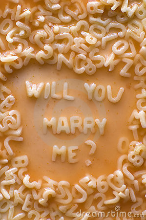 Will u marry me