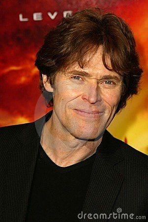 Willem DaFoe at the Los Angeles Premiere of  Editorial Photography