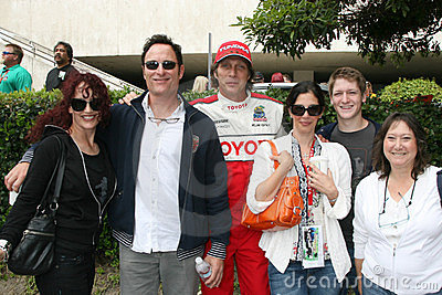 William Fitchner & Friends Toyota Long Beach Grand Prix - Pro/Celeb Race 2008  - Long Beach, CA Editorial Photo