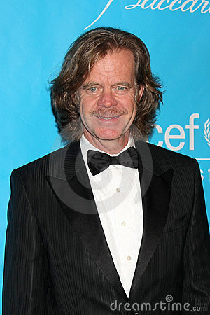 William H Macy, William H. Macy Editorial Photo