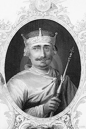 William II King of England Editorial Photo