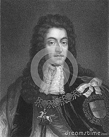 William III Editorial Photo