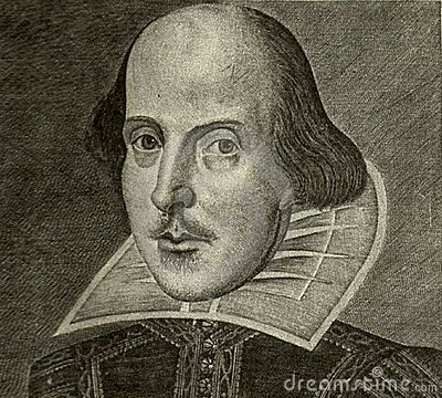 Free William Shakespeare Portrait Royalty Free Stock Image - 7268686