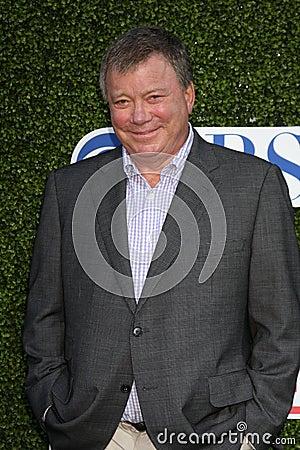 William Shatner Editorial Stock Image