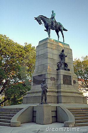 William Sherman statue