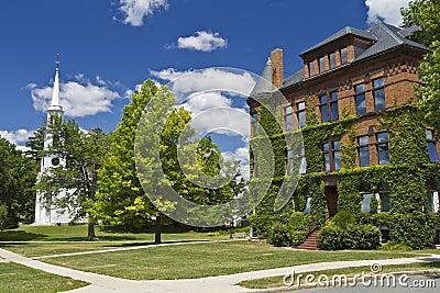 Williams College Buildings