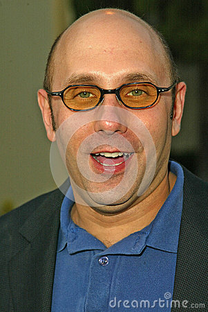 Willie Garson Editorial Stock Photo