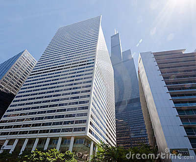 Willis Tower Chicago Editorial Stock Photo