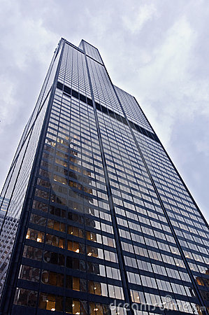 Free Willis Tower (Sears Tower) In Chicago, Illinois Stock Images - 19226084