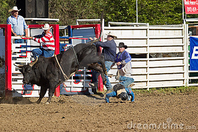 Willits Frontier Days Rodeo Editorial Photography