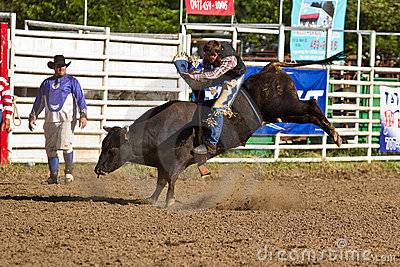 Willits Frontier Days Rodeo Editorial Photo