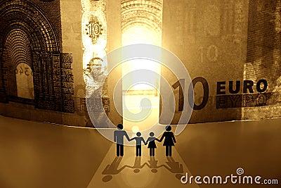 Willkommen zum Königreich von Geld, II