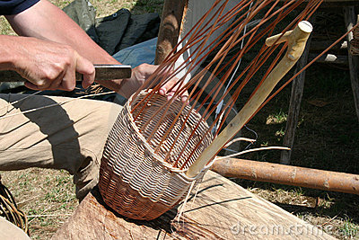 Willow basket weavers