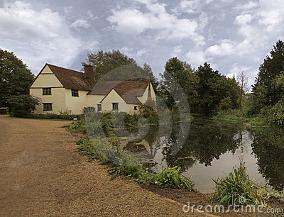 Willy Lott s House and Flatford Mill
