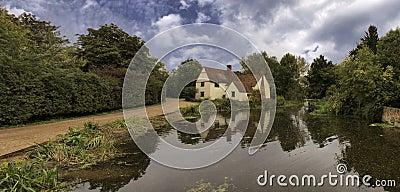 Willy Lott s Huis en Molen Flatford