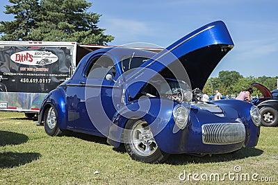 Granby Quebec Car Show