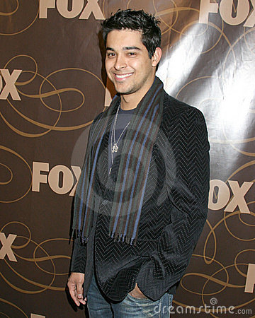 Wilmer Valderamma Fox TV TCA Party Los Angeles, CA January 17, 2006 Editorial Stock Photo