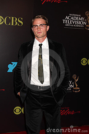 Wilson Bethel arrives at the 2010 Daytime Emmy Awards Editorial Photography