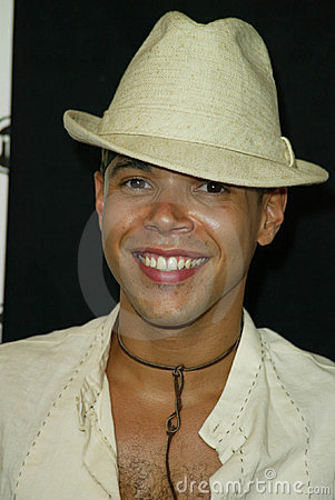 Wilson Cruz Editorial Stock Photo
