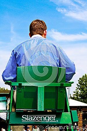 Wimbledon Editorial Stock Photo