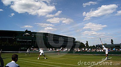 Wimbledon 2010 Editorial Stock Image