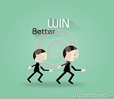 better win