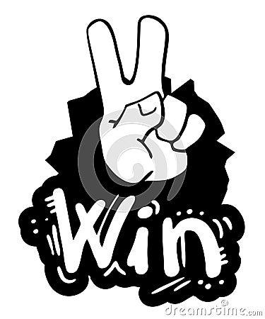 Win hand draw