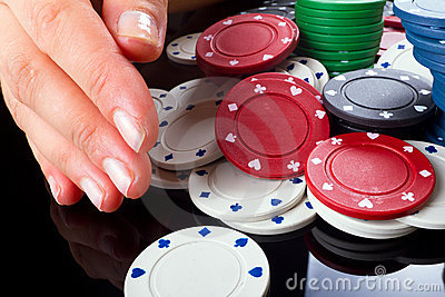 Win in poker