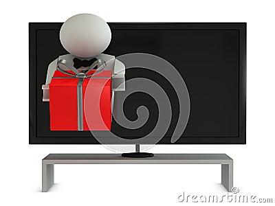 Win a tv contest