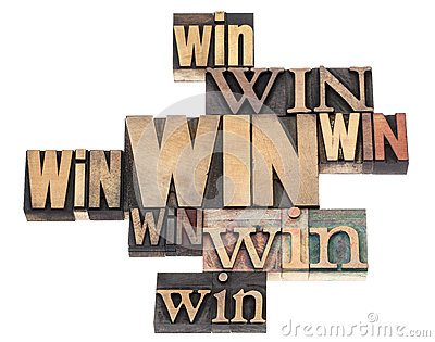 Win word abstract