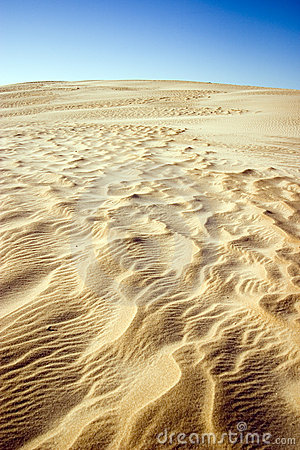 Free Wind Blown Sand Royalty Free Stock Image - 6979346