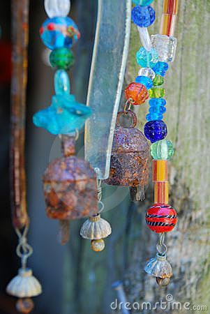 Free Wind Chime Stock Image - 9103421