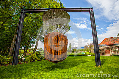 Wind Chime II Editorial Stock Image