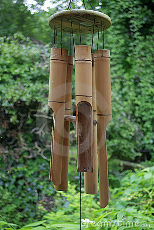 Free Wind Chimes Stock Image - 6367051