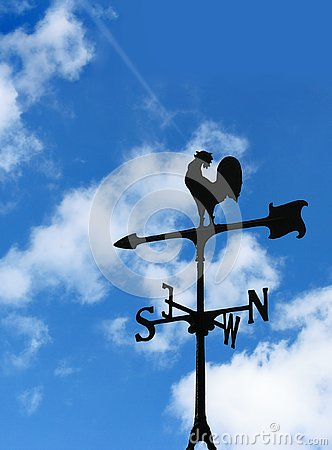 Free Wind Direction Royalty Free Stock Image - 4227416