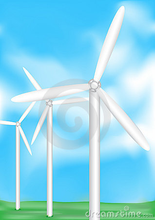 Wind electric