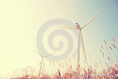 Wind energy source