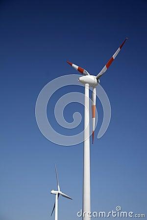wind energy station