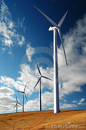 Free Wind Farm Stock Photos - 2320613