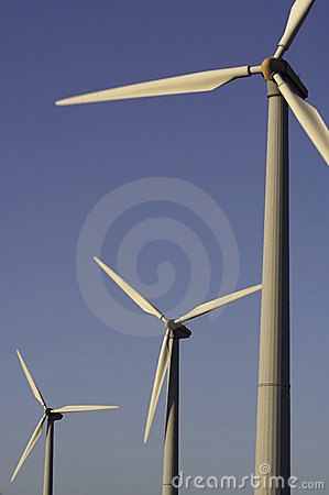 Free Wind Farm Royalty Free Stock Images - 686009